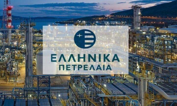 ΕΛΠΕ: Απόσχιση κλάδου διύλισης, εφοδιασμού και πωλήσεων πετρελαιοειδών