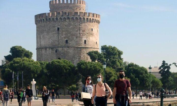 Μίνι lockdown από αύριο σε Θεσσαλονίκη, Λάρισα, Χαλκιδική και Κιλκίς