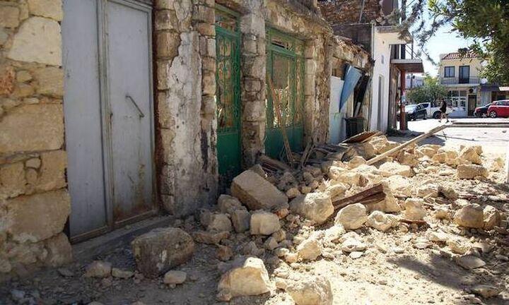 Κρήτη: Νέος σεισμός 3,9 Ρίχτερ