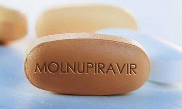 ΗΠΑ: Άδεια για το αντι-ιικό χάπι Molnupiravir θα ζητήσει η Merck
