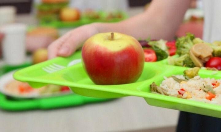 ΥΠΕΡΓ: Με αυξημένοπροϋπολογισμό, 90,1 εκατ. ευρώ το πρόγραμμα «Σχολικά Γεύματα»