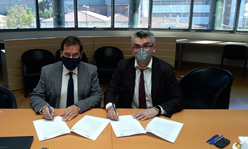 Μνημόνιο Συνεργασίας υπέγραψαν ΡΑΕ και ΕΜΠ