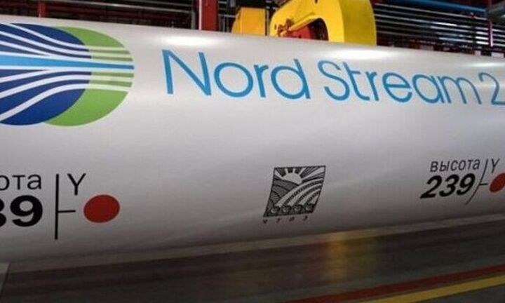 Γεμίζει με φυσικό αέριο ο Nord Stream 2