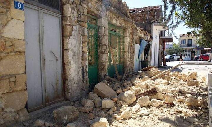 Μη κατοικήσιμα πάνω από 3,000 σπίτια στην Κρήτη