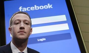 Πόσα δισ. δολάρια έχασε το Facebook και ο Ζουκερμπέργκ από το «κρασάρισμα» της Δευτέρας