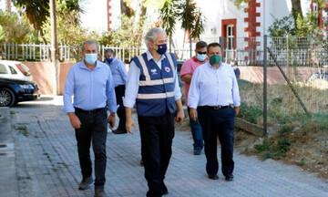 Χρ. Στυλιανίδης : Ανοίγει αύριο η πλατφόρμα arogi.gov.gr για τις δηλώσεις ζημιών από τον σεισμό