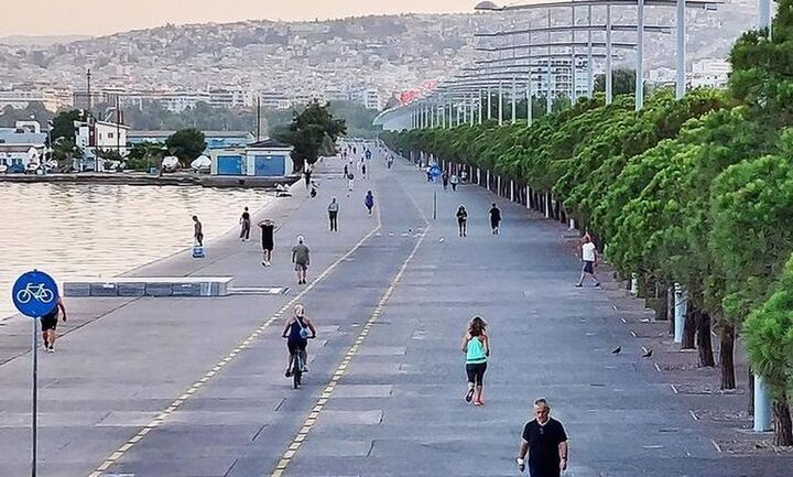 ΕΥΑΘ: Τον Μάϊο του 2022 ολοκληρώνονται τα έργα αποχέτευσης στην Παραλιακή της Θεσσαλονίκης