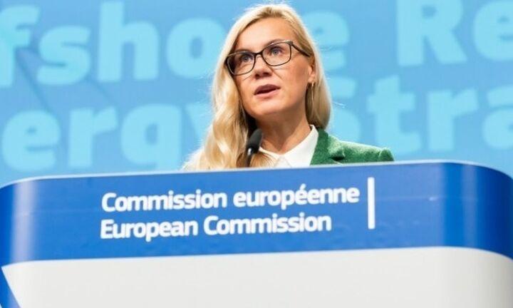 Επίτροπος Ενέργειας ΕΕ: Υπάρχουν αρκετά αποθέματα αερίου για τον χειμώνα