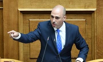 Κωνσταντίνος Μπογδάνος: Η πρώτη ανάρτηση μετά την διαγραφή του από την Κ.Ο. της ΝΔ