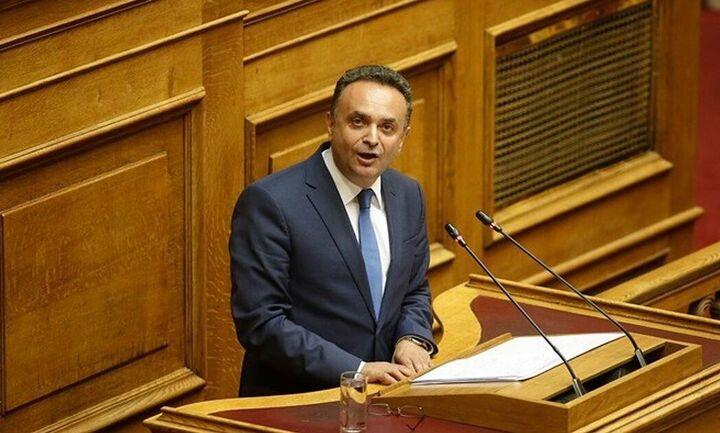 Απορρίφθηκε η αίτηση άρσης ασυλίας του βουλευτή της ΝΔ, Σταύρου Κελέτση