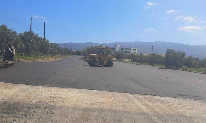 Ρέθυμνο: Έργα 1 εκατ.ευρώ για αποκαταστάση οδικών δικτύων