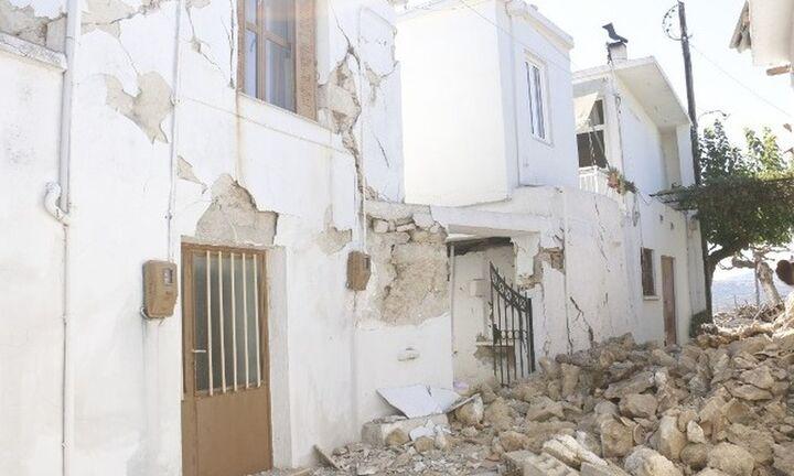 Άνοιξε η πλατφόρμα arogi.gov.gr, για τους σεισμόπληκτους της Κρήτης