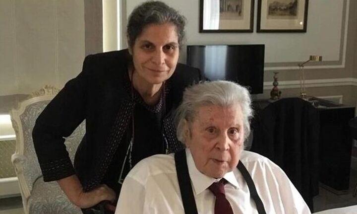 Μαργαρίτα Θεοδωράκη: Mάλλον δεν θα πάω στο μνημόσυνο του πατέρα μου