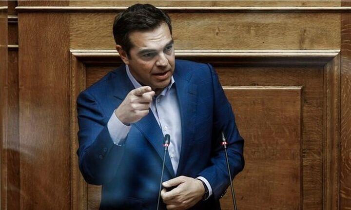 Αλ. Τσίπρας - Βουλή: Κακή η συμφωνία - Συναίνεση στο λάθος δεν θα δώσουμε