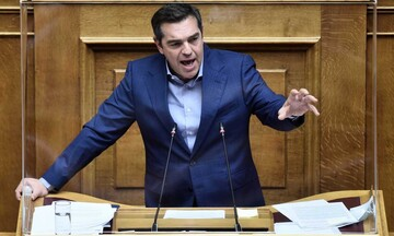 Αλ. Τσίπρας: Ο κ. Μητσοτάκης δεν άντεξε και έβγαλε τον μικρό Μπογδάνο που κρύβει μέσα του