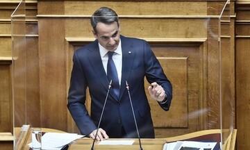 Κυρ. Μητσοτάκης: Πρώτο μου μέλημα είναι η θωράκιση της χώρας- Φουλ επίθεση στον Αλέξη Τσίπρα