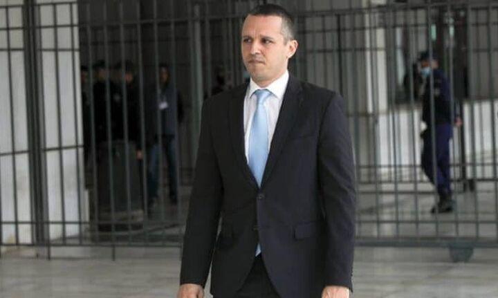 Ηλίας Κασιδιάρης: «Μπλόκο» στα κηρύγματα μίσους μέσα από τις φυλακές