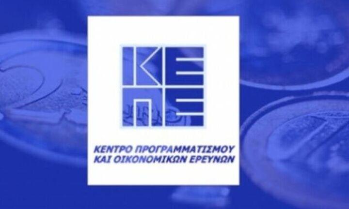ΚΕΠΕ: Συγκατημένες προσδοκίες για την ανάκαμψη της οικονομίας