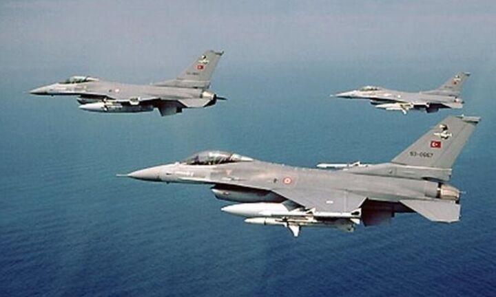 Η Τουρκία προσπαθεί να... ρίξει γέφυρες στις ΗΠΑ - Αίτημα για αγορά 40 F-16 και αναβάθμιση άλλων 80