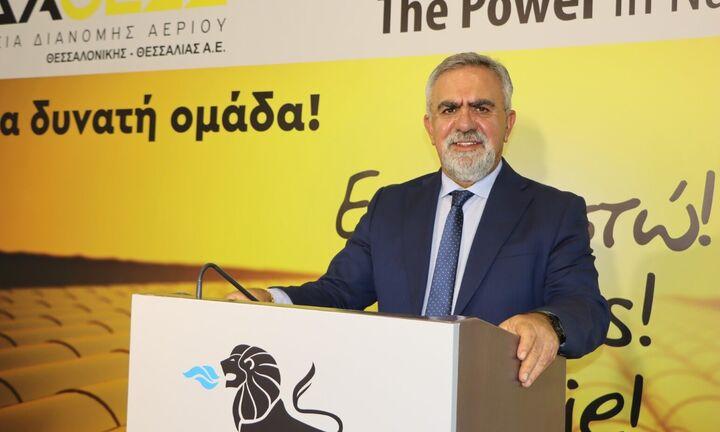 Λ. Μπακούρας: «Παγκόσμια Ενεργειακή Κρίση – Υψηλές Τιμές Φυσικού Αερίου»