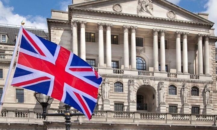 Τράπεζα Αγγλίας: Προειδοποίηση για απότομη διόρθωση σε ομόλογα και μετοχές