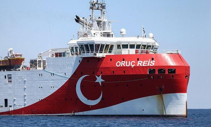 Κομισιόν για Oruc Reis: Αναμένουμε από την Τουρκία να σεβαστεί το διεθνές δίκαιο