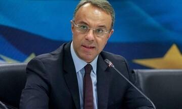 Σταϊκούρας: Τρίμηνη παράταση στο πρόγραμμα επιδότησης δανείων ΓΕΦΥΡΑ 1