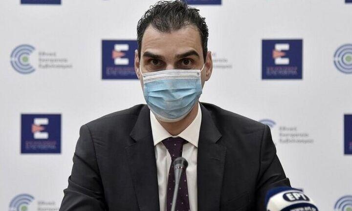 Μ. Θεμιστοκλέους: Ξεπέρασαν τα 12,4 εκατ. οι εμβολιασμοί