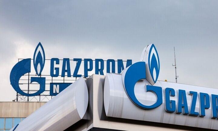 H Gazprom αντλεί αποθέματα για να σταθεροποιήσει τις αυξανόμενες τιμές στο φυσικό αέριο