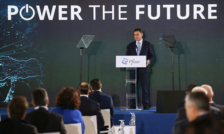 Αλ. Μπουρλά: Μέσα στο 2021 τα αποτελέσματα των μελετών για το χάπι της Pfizer κατά του κορωνοϊού