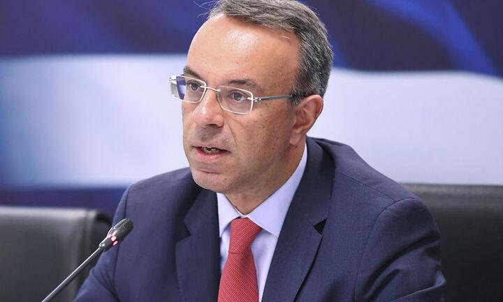 Χρ. Σταϊκούρας: Ο Προϋπολογισμός του 2021 είναι ο πρώτος με ρητή αναφορά στην κλιματική αλλαγή