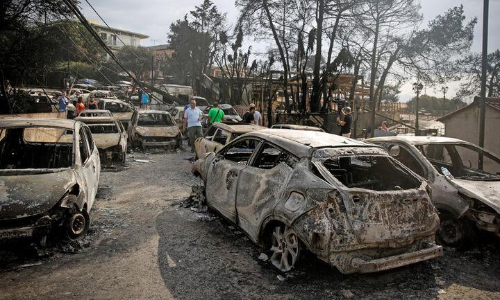 Πυρκαγιά στο Μάτι: Παραπέμπονται σε δίκη 27 κατηγορούμενοι -Ανάμεσα τους Δούρου, Ψινάκης, Κολοκούρης
