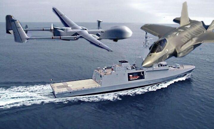 ΒΕΠ: Μονόδρομος η συμμετοχή ελληνικών αμυντικών και ναυπηγικών επιχειρήσεων στα εξοπλιστικά
