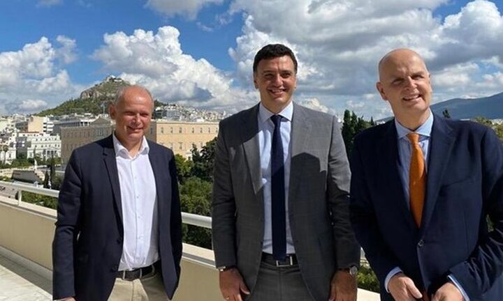 Β.Κικίλιας: Σημαντική συμφωνία με στελέχη τηςTUI Group για τον τουρισμό