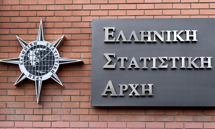 ΕΛΣΤΑΤ: Άνοδος 26,1% στην οικοδομική δραστηριότητα τον Ιούλιο