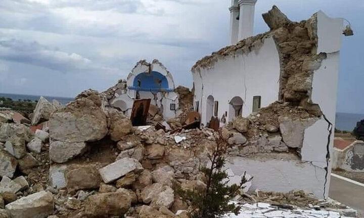 Η ΕΕ έτοιμη για αποστολή βοήθειας στην Κρήτη αν κριθεί απαραίτητο