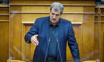 Παύλος Πολάκης: Την άρση της ασυλίας του ψήφισε η Βουλή μετά τη μήνυση του Γιάννη Στουρνάρα