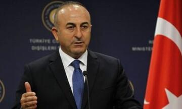 Νέοι «λεονταρισμοί» Τσαβούσογλου κατά ΗΠΑ, Ρωσίας για τις επιθέσεις των Κούρδων στη Συρία
