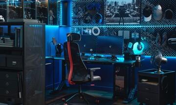 Η νέα σειρά προϊόντων της ΙΚΕΑ έρχεται να απογειώσει την gaming εμπειρία στο σπίτι!