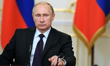 Πούτιν: Η Ρωσία είναι έτοιμη να αυξήσει τις προμήθειες φυσικού αερίου στην Ευρώπη