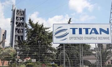 Σε αγορά ιδίων μετοχών έως 10 εκατ. ευρώ προχωρεί η Titan Cement