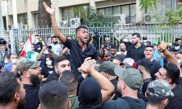 Λίβανος: Πυροβολισμοί και εκρήξεις σε διαδήλωση στη Βηρυτό - Ένας νεκρός και οκτώ τραυματίες (vid)