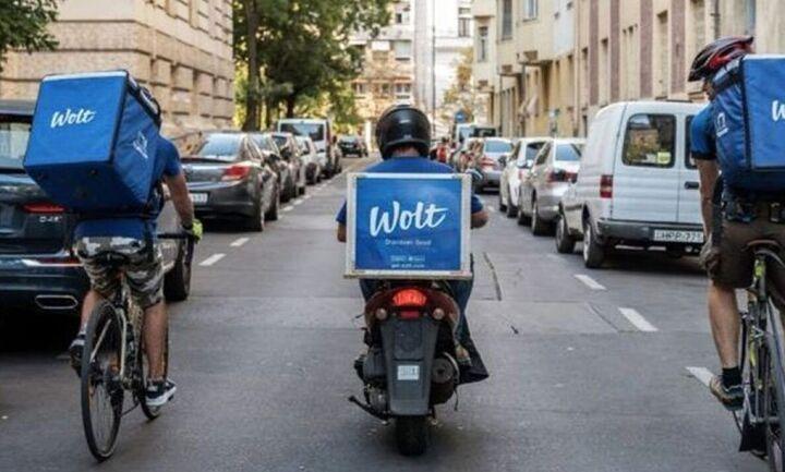 Wolt: Ανακοίνωσε ότι αναστέλλει το delivery σε περιοχές Αθήνας και Θεσσαλονίκης λόγω κακοκαιρίας