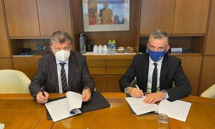 Μνημόνιο συνεργασίας μεταξύ ΣΕΒΕ και ΤΕΕ/ΤΚΜ