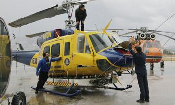 Αναχώρησαν τα 4 ελικόπτερα που εξασφάλισε η MYTILINEOSγια την εθνική προσπάθεια πυρόσβεσης