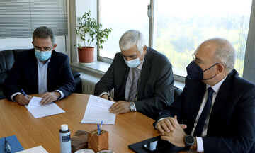 Μνημόνιο Συνεργασίας της Γενικής Διεύθυνσης Δασών και Δασικού Περιβάλλοντος και της ΜΟΤΟΡ ΟΙΛ