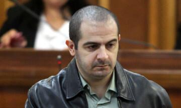 Ο εισαγγελέας βάζει «μπλόκο» στην αποφυλάκιση του Γιώργου Πατέλη