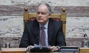 Κ. Τασούλας: Δεν υπάρχει θέμα με την στατικότητα του κτηρίου της Βουλής