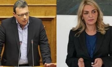 Φάμελλος - Πέρκα: Η κυβέρνηση προχωράει το έγκλημα απώλειας του δημοσίου ελέγχου στη ΔΕΗ