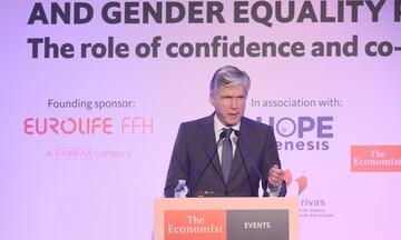 Η Eurolife FFH για το δημογραφικό και την ισότητα των φύλων στο συνέδριο του Economist